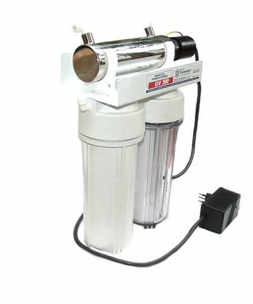 UV 300 - IMPIANTO DI POTABILIZZAZIONE Forwater Depuratori Microfiltrazione